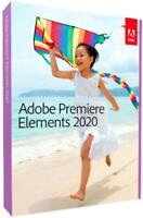 Adobe Premiere Elements 2020 - PC/Mac Disc Version - BRAND NEW!