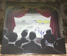 PETE WENTZ SIGNED AUTOGRAPH FALL OUT BOY FROM UNDER THE CORK TREE ALBUM w/PROOF