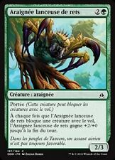 MTG Magic OGW FOIL - Netcaster Spider/Araignée lanceuse de rets, French/VF