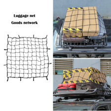 Prevent Roof Rack Cover Network Top Luggage Carrier Cargo Elasticated Net 1pcs