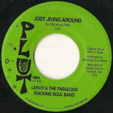 Leroy & The Fabulous Rocking Soul Band - Just Jiving Around (Plut) 7'