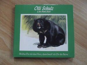 Olli Schulz & der Hund Marie - Brichst Du mir das Herz...Cd