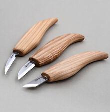 Holz Schnitzmesser Hand Werkzeug Set für Anfanger Kerbschnitzmesser BeaverCraft