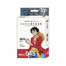 Luffy One Piece Nanoblock Micro Sized Building Block Construction Block NBCC045