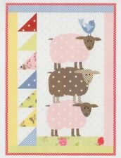 PATTERN - Jelly Beans - cute applique & pieced mini quilt PATTERN - Bunny Hill