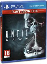 Until Dawn For PS4 (New & Sealed)