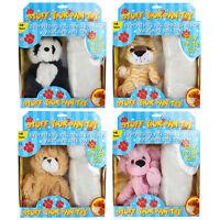 Stuff Make Your Own Teddy Bear Kit Craft Toy Soft Kids Build Christmas Gift Kids