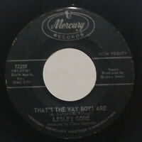 Lesley Gore / That's The Way Boys Are (Vinyl Single, used)