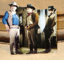 "John Wayne ""El Dorado"" Western Movie Figure Tabletop Display Standee 8 1/4"" Tall"