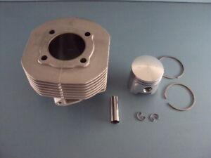 Zylinder + Kolben Du. 58 Agria 4000 6000 NSU Motor 65 66 Motorhacke Motorfräse