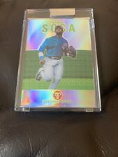 Chicago Cubs Sammy Sosa 03 Topps Uncirculated Refractor #'d 08/99 🔥