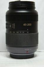 Panasonic Lumix G 45-200mm F4-5.6 OIS ASPH Lente. para HD LUMIX G1 G2 G3 G5 G6 GF2