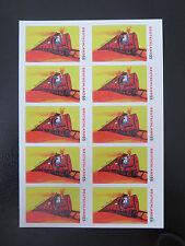 Briefmarke 2010 BRD Sonderzug nach Pankow, Markenset postfrisch, MiNr. 2808