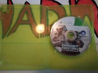 Tom Clancy's Ghost Recon: Advanced Warfighter (Microsoft Xbox 360, 2006) tested