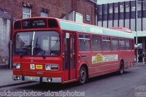 MIDLAND RED HOTSPUR GOL432N 6x4 Bus Photo