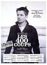 073 CARTE POSTALE film LES 400 COUPS de Francois Truffaut