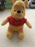 Disney Plush Bear Stuffed Top Winnie the Pooh Kohl's Cares for Kids