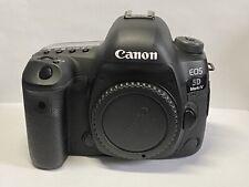 Canon Eos 5D Mark Iv 30.4Mp Digital Slr Camera - Black (Body.
