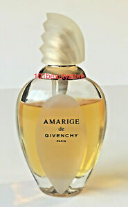 AMARIGE De Givenchy EDT 1.7oz **NEW. UNBOXED.80% FULL**