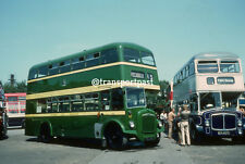 Salford City Transport - Daimler - TRJ 112 - Original 35mm Slide c/w copyright