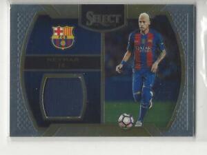 2016-17 Panini Select Memorabilia Jersey #M-N Neymar Jr. FC Barcelona