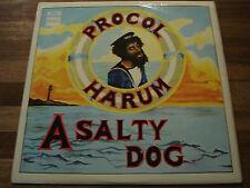 PROCOL HARUM - A SALTY DOG ORIG 1969 UK REGAL ZONOPHONE LP SLRZ.1009 VERY RARE