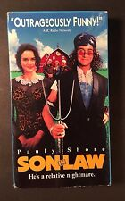 Son in Law (VHS 1993) Pauly Shore (MTV) Carla Gugino, Lane Smith, Cindy Pickett
