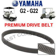 Yamaha Golf Cart PREMIUM Clutch Drive Belt G2-G22 4 Cycle J55-G6241 1YR Warranty