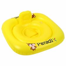 Baby Float Water Toys Inflatable Swimming Pool Ring Toddlers Yellow