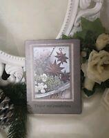 Bild  Frohe Weihnachten 19x14cm Shabby Landhaus Vintage