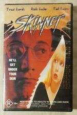Skinner VHS 1993 Horror/Slasher Ivan Nagy Ted Raimi Ricki Lake Traci Lords