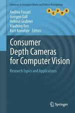 Consumer Depth Cameras For Computer Vision: Research Topics And Applications ...