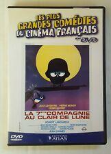 DVD LA 7EME COMPAGNIE AU CLAIR DE LUNE -Jean LEFEBVRE / Pierre MONDY - LAMOUREUX