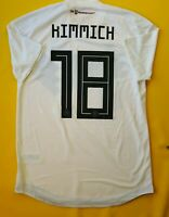 Kimmich Germany autentic jersey medium 2018 shirt BR7313 Adidas ig93