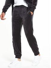 Adidas Originals Mens Challenger Velour Track Pants LARGE