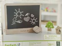 Ever Earth Drawing Tablet - Beautiful Wood Product For Toddlers