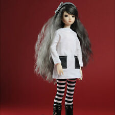 Dollmore 1/4 BJD doll clothes MSD SIZE - SSang R T Shirt (White)