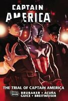 Captain America: The Trial of Captain America by Brubaker, Ed