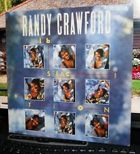 "RANDY CRAWFORD.  ""ABSTRACTION EMOTIONS""  WARNER Bros, UK 1986 LP. EX COND."