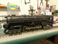 Lionel Postwar 671 PRR Turbine Loco 1947-49 Nice, serviced & ready to work !