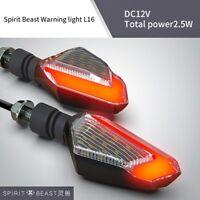 SPIRIT BEAST Motorcycle Turn Signal LED Light for suzuki honda yamaha Harley KTM