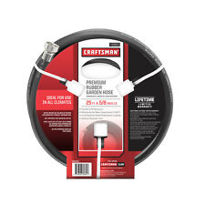 "Craftsman 69601 25' x 5/8"" Heavy Duty Hose Free Shipping New"