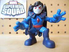 Marvel Super Hero Squad RARE MR. SINISTER from Wolverine Wave 1 4-Pack Hunt For