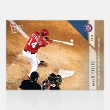 2018 Topps NOW MLB 425 Mark Reynolds 15th Player in MLB History 10-RBI Game