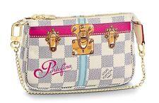 PORTOFINO POCHETTE ACCESSORIES Louis Vuitton DAMIER AZUR Summer Trunk Bag Pouch