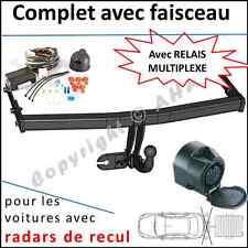 Attelage remorque Seat Ibiza IV Dès 2002 faisceau 13 Br Relais radars de recul
