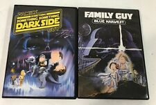 Lot of 2 FAMILY GUY STAR WARS DVD Shows