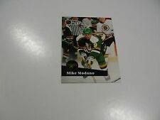 Mike Modano 1991 NHL Pro Set (French) card #105