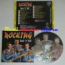 CD ROCKING Rock n roll 1996 italy LA BAMBOLINA TBCD021  (Xs7)lp mc dvd