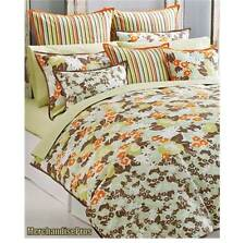 2 PC TOMMY HILFIGER FLORAL COMFORTER SET TWIN 100% COTTON  NEW!